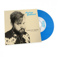 "Andrew Gabbard - Cloud Of Smoke / Constellations - 7"" Colored Vinyl"