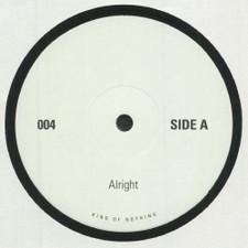 "Kon / King Of Nothing - Alright / Stars - 12"" Vinyl"