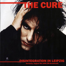The Cure - Disintegration In Leipzig Germany, August 4th 1990 - LP Vinyl
