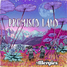 The Allergies - Promised Land - LP Colored Vinyl