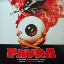 Various Artists - Paura (A Collection Of Italian Horror Sounds From The Cam Sugar Archive) - 2x LP Vinyl