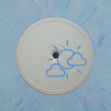 """Unknown Artist - Above The Clouds - '21 Jungle Remix - 10"""" Colored Vinyl"""
