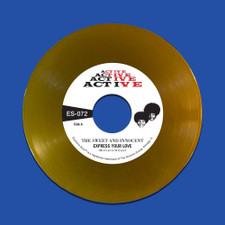 """The Sweet & Innocent - Express Your Love / Cry Love - 7"""" Colored Vinyl"""