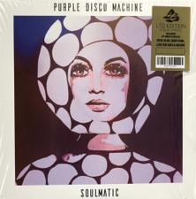Purple Disco Machine - Soulmatic - 2x LP Colored Vinyl