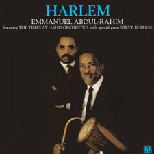 Emmanuel Abdul-Rahim - Harlem - LP Vinyl
