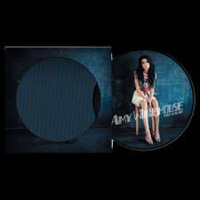 Amy Winehouse - Back To Black - LP Picture Disc Vinyl