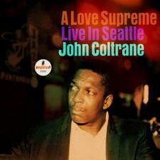 John Coltrane - A Love Supreme (Live In Seattle) - 2x LP Vinyl