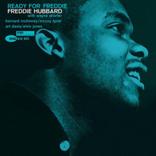 Freddie Hubbard - Ready For Freddie - LP Vinyl