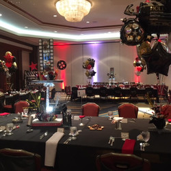 Looking for a completely themed event?  We can help!