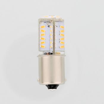 LED-3014-BA15S Silicon Waterproof BA15S-Base Miniature