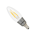 Osram Sylvania B10 4.5W Candelabra Screw LED Filament Lamp (Blunt Tip)