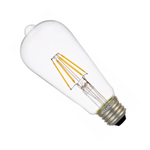 Osram Sylvania ST19 6.5W Medium Screw LED Filament Lamp