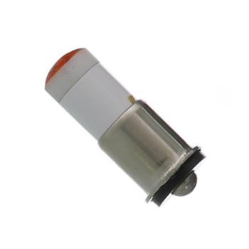 6MF-R-12N Multi-Chip Flange 12V NEG Red LED