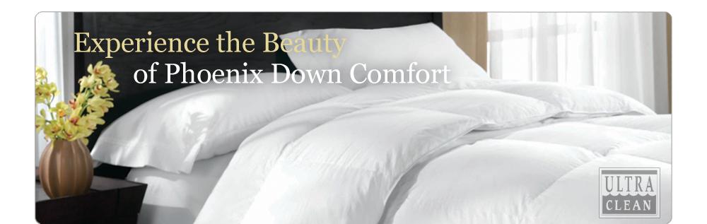 Phoenix Down Comforters