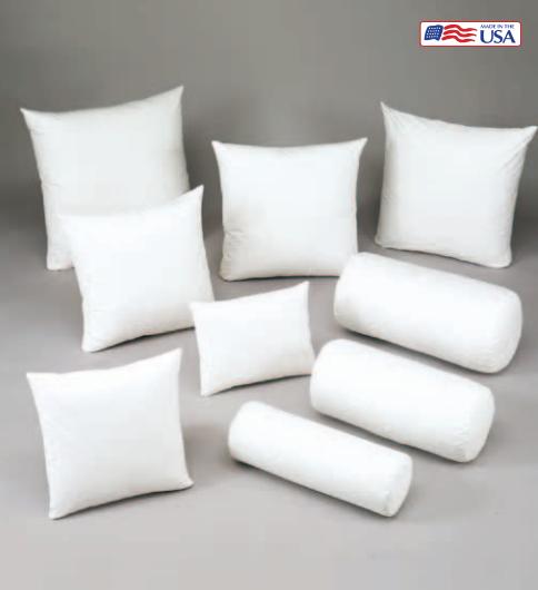 Phoenix down compartment pillows