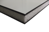 """Insulated ACM Aluminum Clad Composite Panel 1"""" ALCLAD II - 62"""" x 16'"""