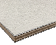 "1/4"" ALCLAD Stucco Embossed Aluminum w/ 5mm RevolutionPly® Core"