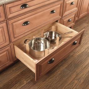Pegged Deep Drawer Organizer