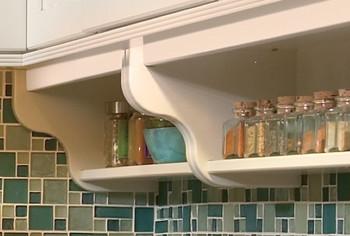 Under Cabinet Shelf