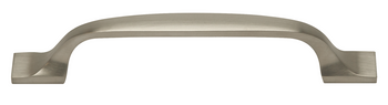 Boston Collection - Brushed Nickel Pull 3-3/4 in.