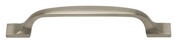 Boston Collection - Brushed Nickel Pull 5-1/16 in.