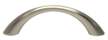 Metropolitan Collection - Stainless Steel Pull 2-1/2 in.