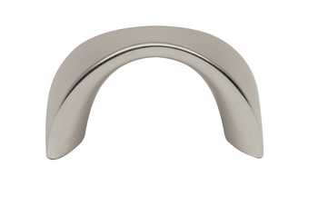 Alton Collection - Matte Nickel Pull 1-1/4 in.