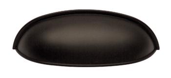 Mallard Collection - Dark Oil Rubbed Bronze Pull 3-1/8 in.