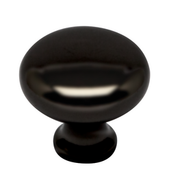 Meridian Collection - Black Nickel Knob