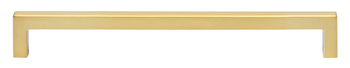 Halifax Collection - Brushed Brass Pull 7-9/16 in.