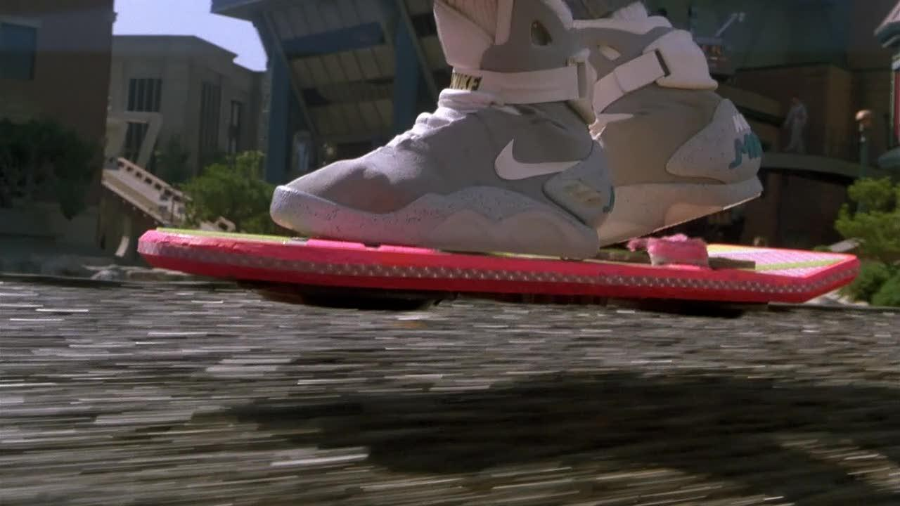 hover-boards are the future