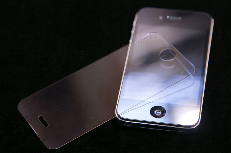 Sapphire glass screen