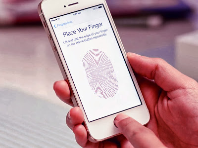 iPhone's Touch ID