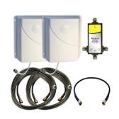 Two Additional Panel Antenna Kit for Wilson AG Pro 70 | 311135-K2