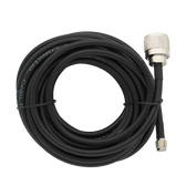 Wilson RG-58 N-Male / SMA-Female, 20ft Black Cable - 955822