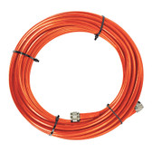 SureCall SC400 Ultra Low Loss Plenum Fire Rated Cable with N-Male connectors