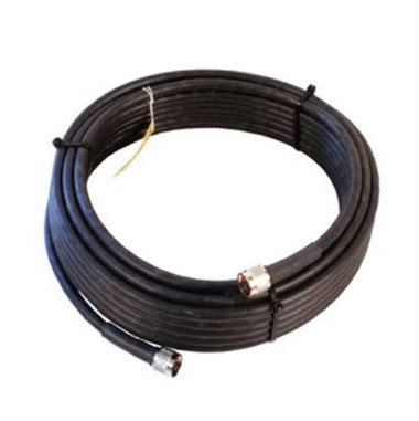 Wilson 952350 50-Foot WILSON400 Ultra Low-Loss Coaxial Cable Male-Male - Black, main
