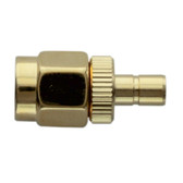 Bolton Technical SMB Male to SMA Male Connector