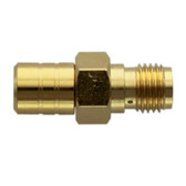 Bolton Technical SMB Female to SMA Female Connector