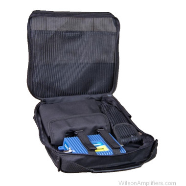 Wilson 859924 Portable Amplifier Vented Soft Carrying Case, with amplifier system