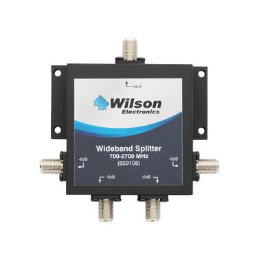 Wilson 859106 4-Way Splitter 75Ohm, Main Image