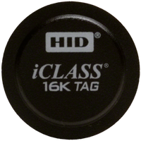 2060PSSMN HID iClass MicroTag with 2K with 2 Application Areas - Qty. 100