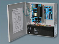 AL600ULM Altronix 5 PTC Outputs Power Supply w/Fire Alarm Disconnect. 12/24VDC @ 6A. Grey Encl. - Qty. 1