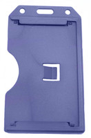 1840-3082 Blue 2-sided Vertical Multi-Card Holder - Qty. 100