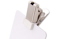 K-1 Card Clamp With U-clip - Qty. 100