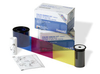 534000-002 Datacard Color Ribbon YMCKT 250 Prints {map:85}