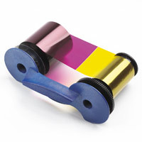 549081-204 Datacard YMCKT Ribbon Platinum - 135 Prints {map:66.77}