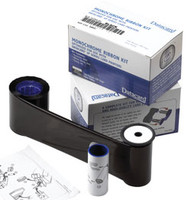 534000-008 Datacard Color Ribbon & Cleaning Kit - 500 Prints {map:180}