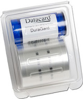 557171-001 Datacard Duraguard Overlay Ribbon Clear 0.5ML - 300 Prints {map:82.5}