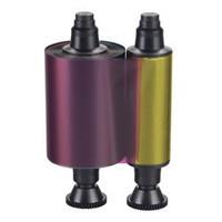 R3013 Evolis YMCKO Half-panel Color Ribbon - 200 Prints {map:75}
